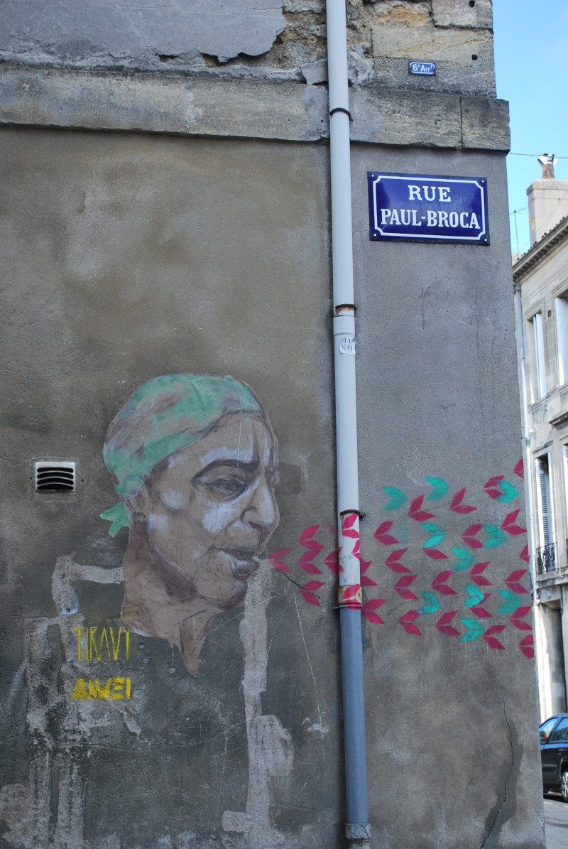 Rue Broca, oct 2011