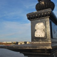 Pont de pierre, nov 2011