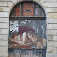 Rue de la Porte des Portanets, déc 2011
