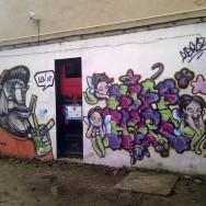 Street art Tarn, Albi