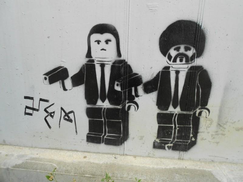 Playmobils Men In Black Faire Le Murfaire Le Mur