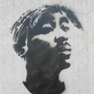 Street art Bordeaux, Thug Life