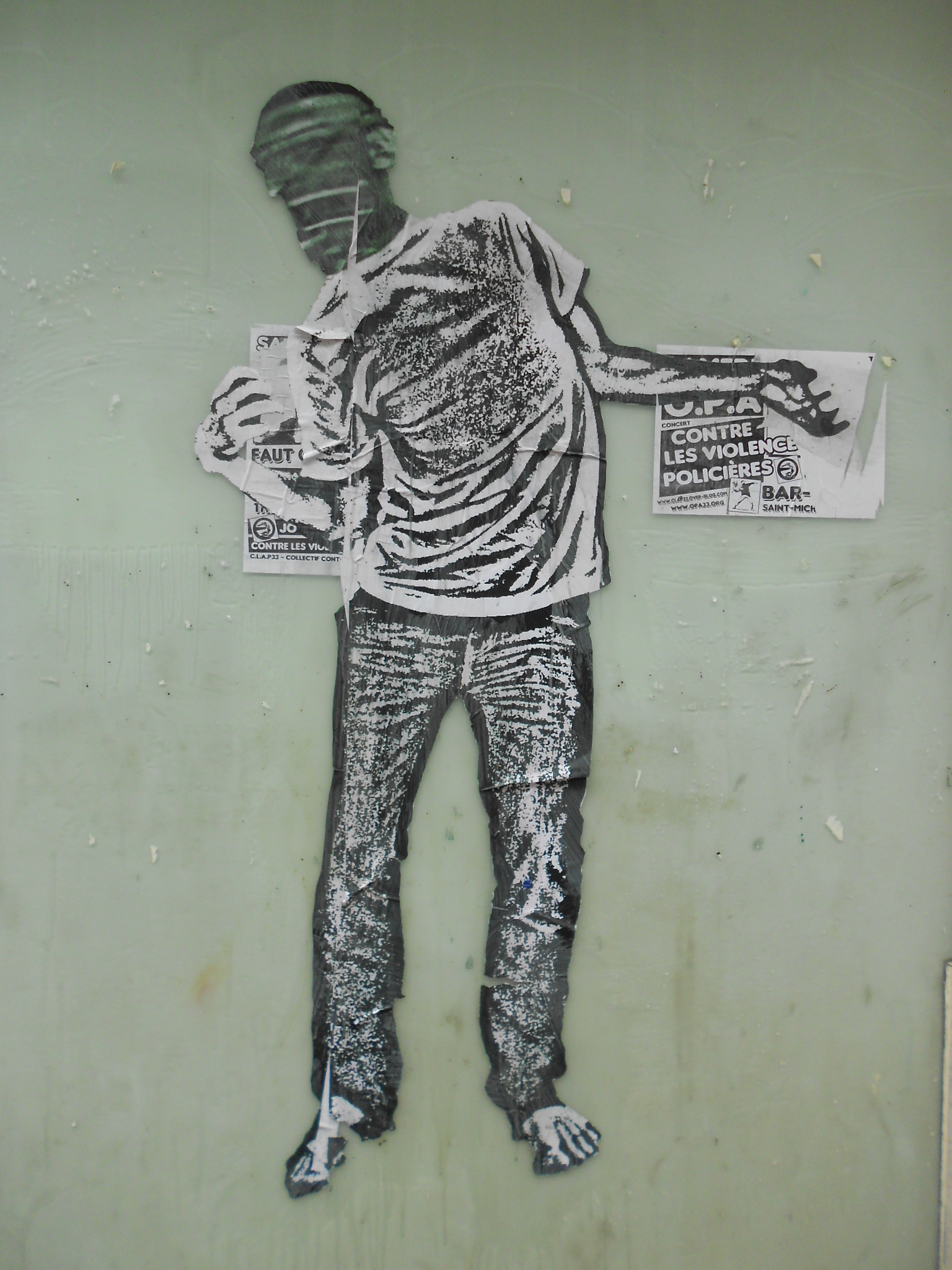 Rue Du Loup Faire Le Murfaire Le Mur Street Art