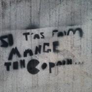 Mérignac street art