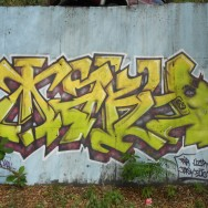 Street art Guadeloupe, Malendure