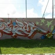 Street art Guadeloupe, Saint-François