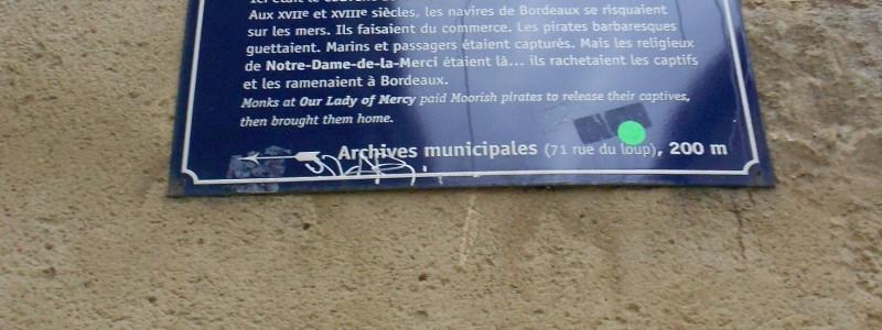 Rue Arnaud Miqueu